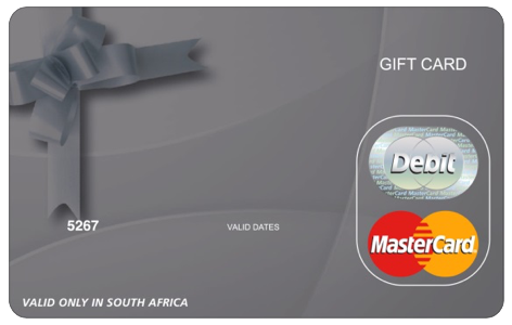 Gift and ATM (Cash) Cards