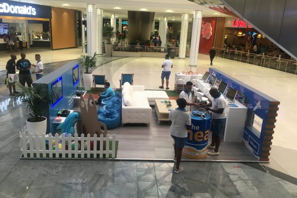 Activation: Telkom Summer Activation